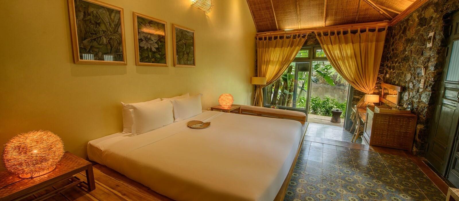 Hotel Tam Coc Garden Vietnam