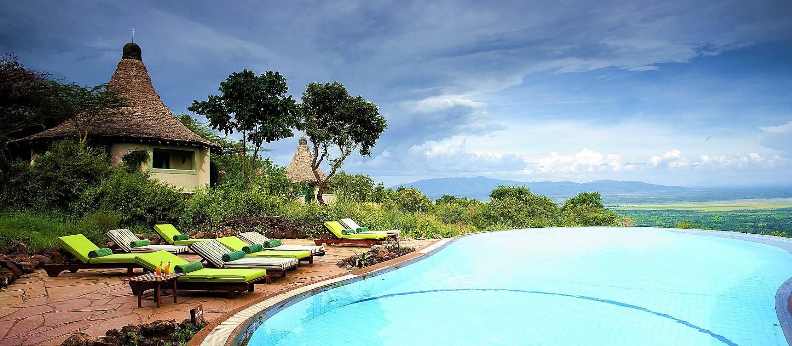 Hotel Lake Manyara Serena Lodge Tansania