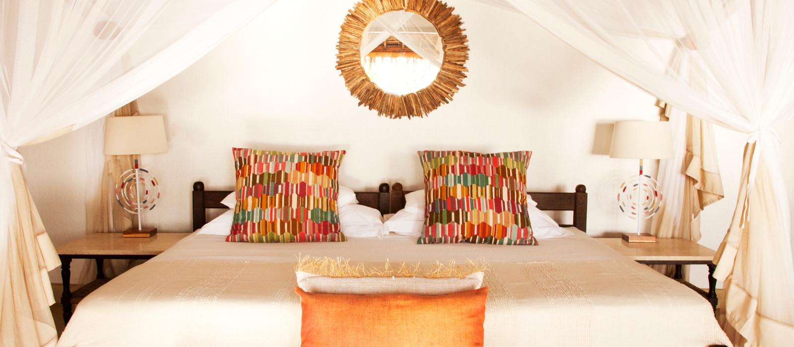 Hotel Azura Quilalea Lodge Mosambik
