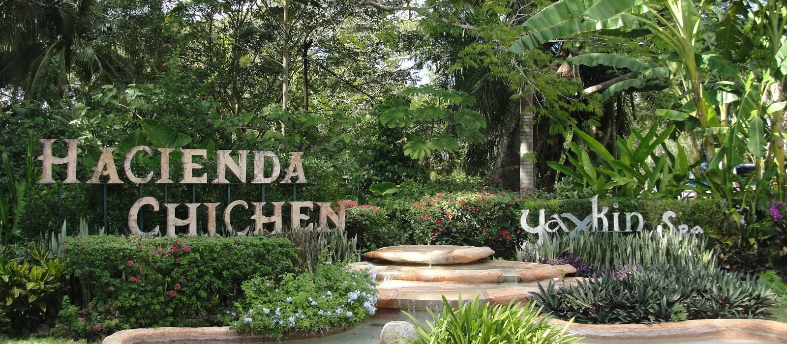 Hotel Hacienda Chichen Mexiko