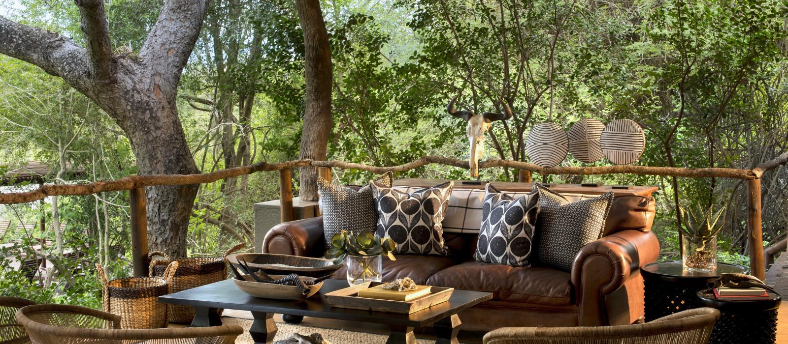 Hotel Lion Sands Tinga Lodge South Africa