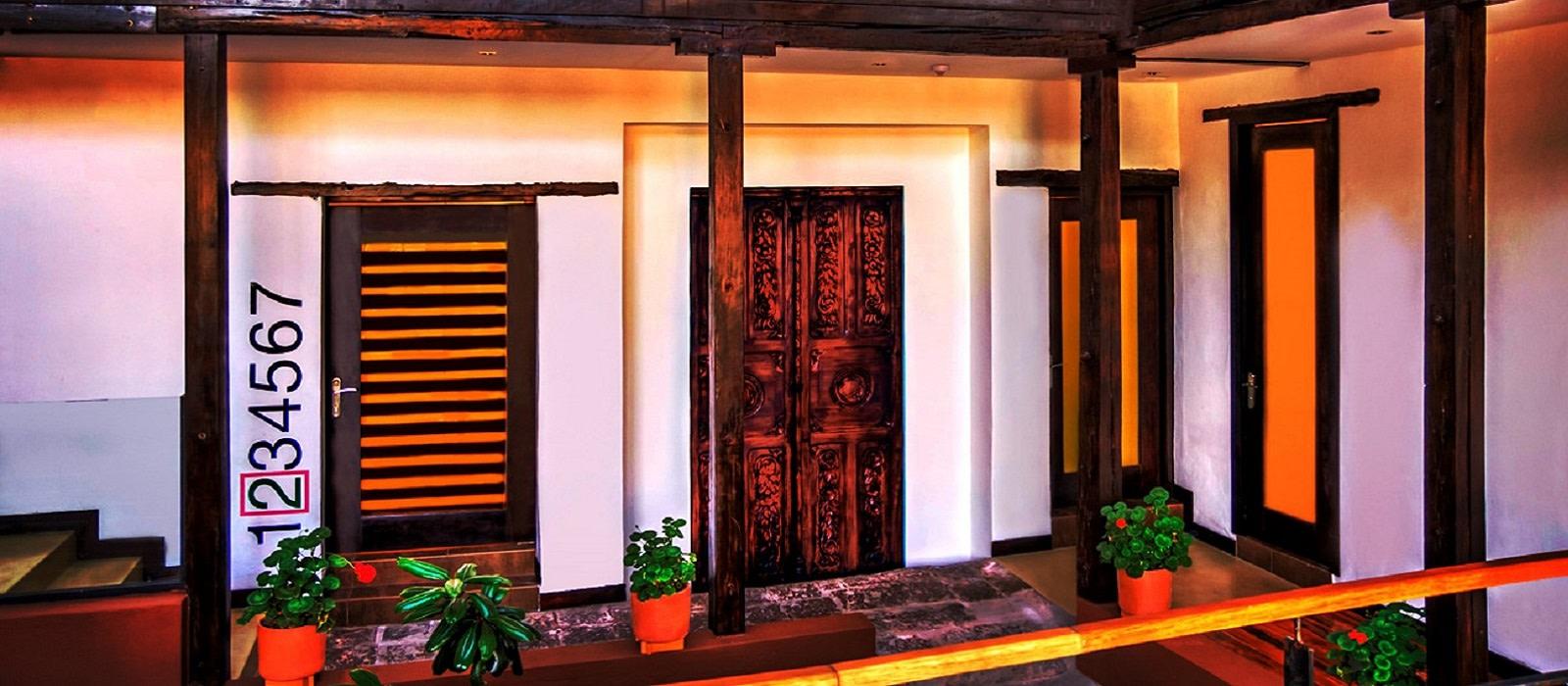 Hotel Casa Gardenia Ecuador/Galapagos