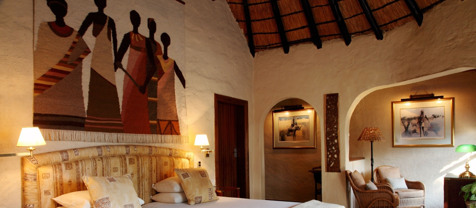 Hotel Mala Mala Main Camp South Africa