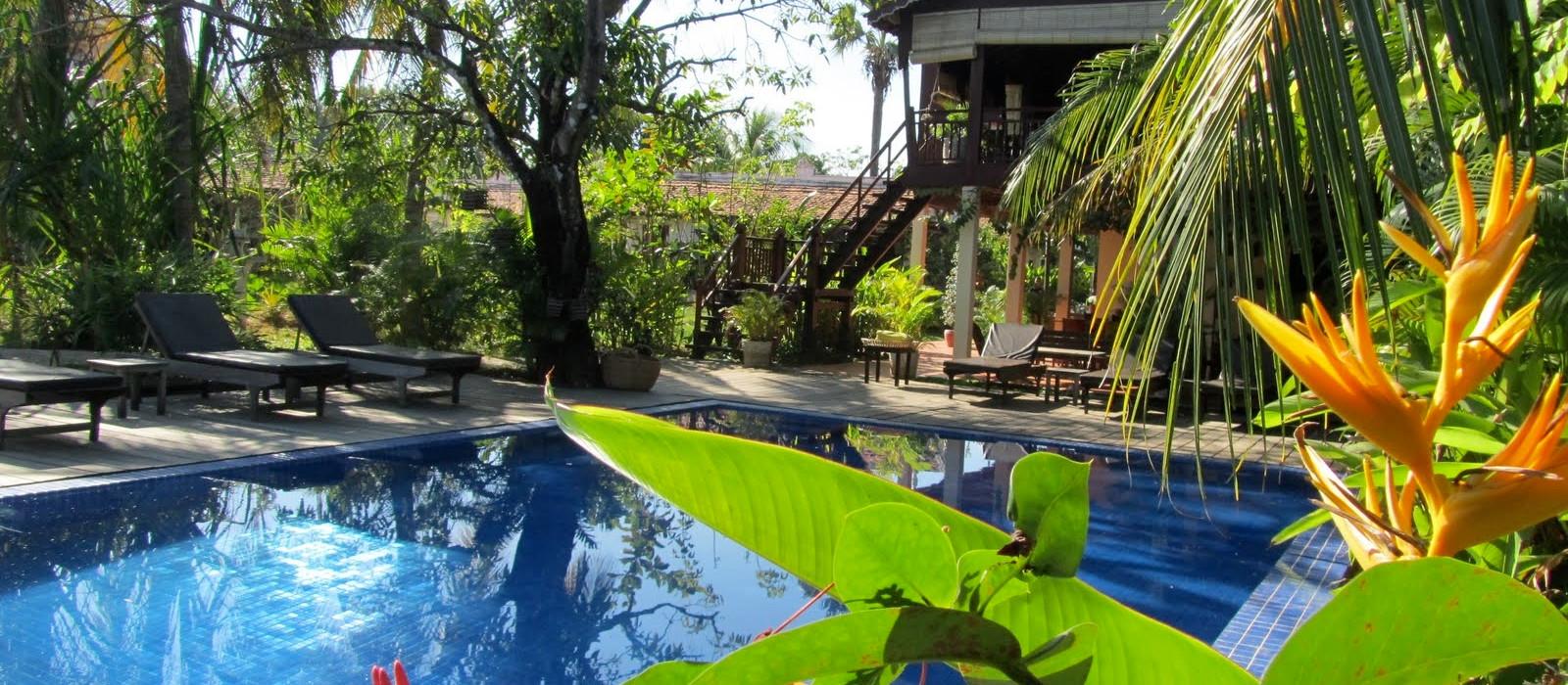 Hotel Sambor Village  Kambodscha