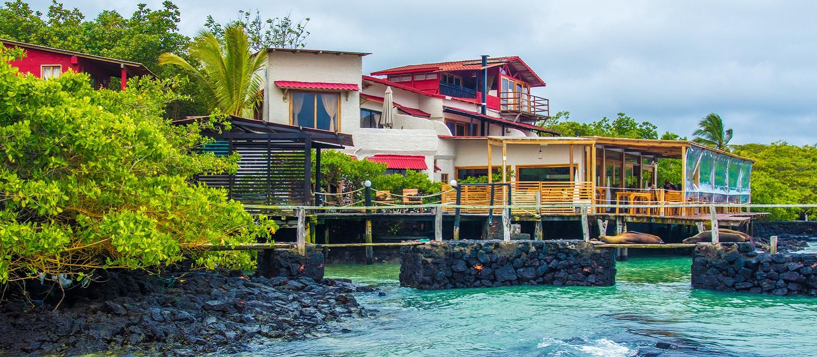 Hotel Galapagos Habitat Ecuador/Galapagos