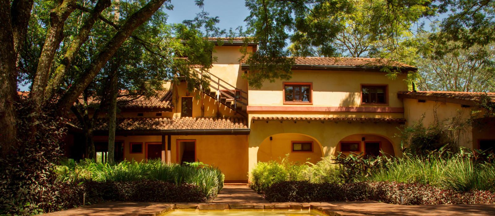 Hotel Posada Puerto Bemberg Argentinien