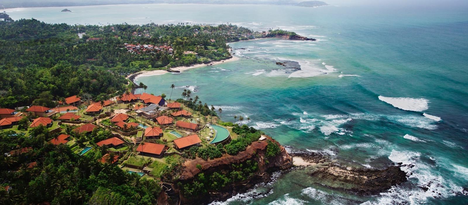 Hotel Paternoster Sri Lanka