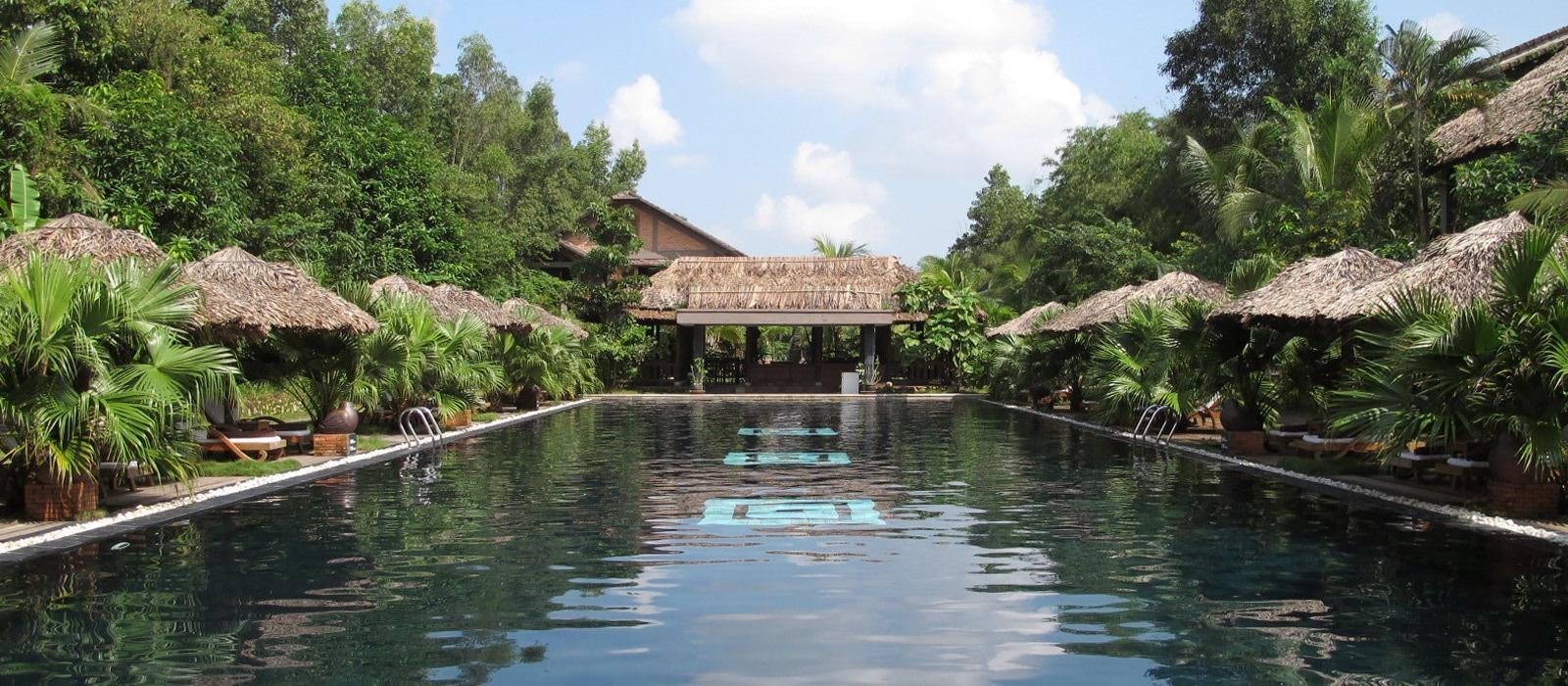 Hotel Pilgrimage Village Vietnam