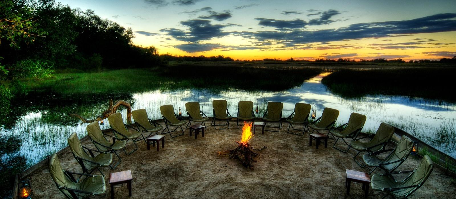 Hotel Kanana Camp Botswana