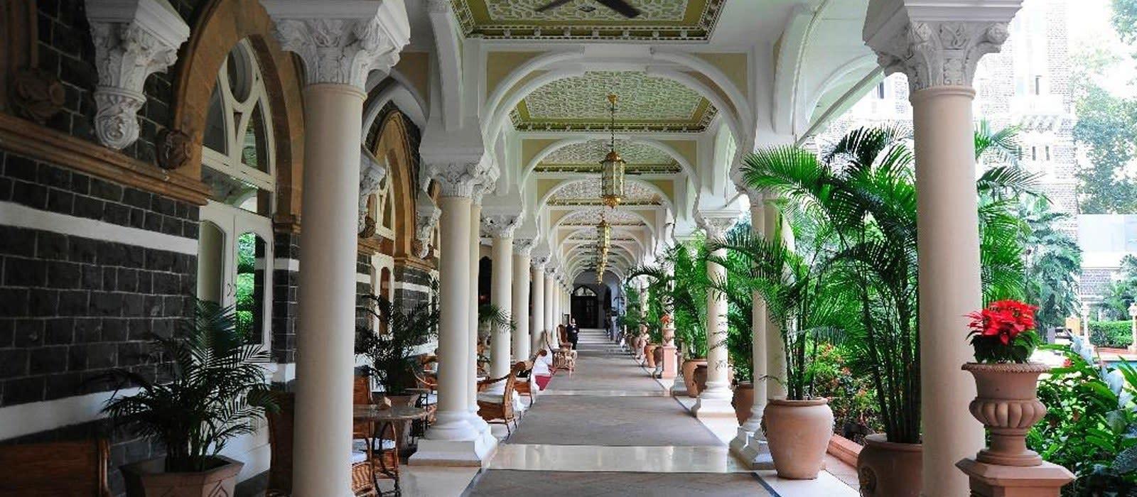 Hotel Taj Mahal Central & West India