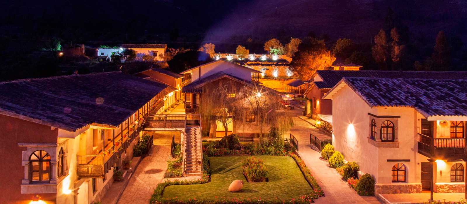 Hotel Sonesta Posadas del Inca Yucay Peru