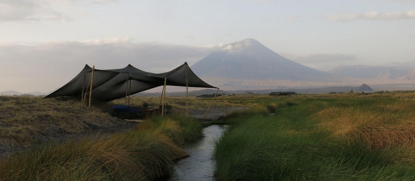 Hotel Lake Natron Camp Tansania