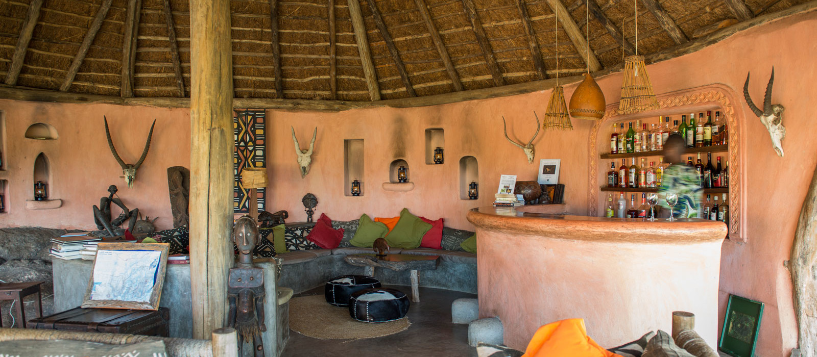 Hotel Mihingo Lodge Uganda