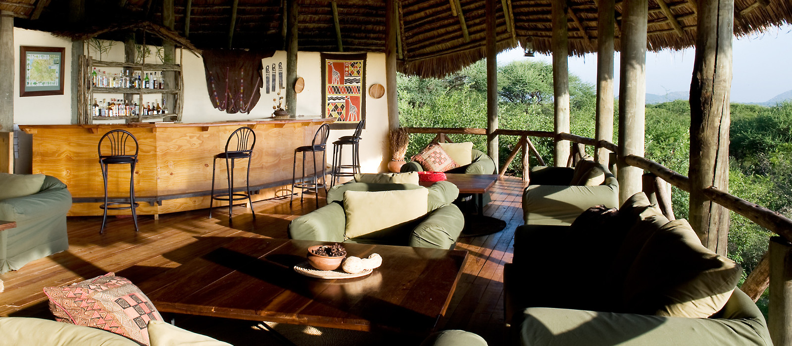 Hotel Burunge Tented Lodge Tanzania