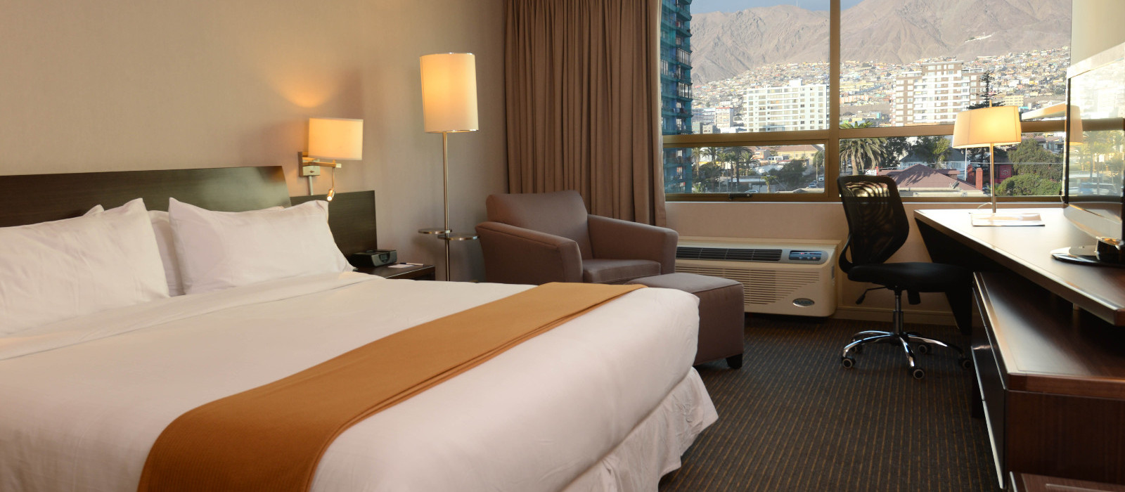 Hotel Holiday Inn Santiago Airport Chile