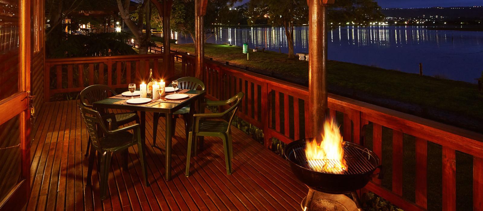 Hotel Knysna River Club Südafrika