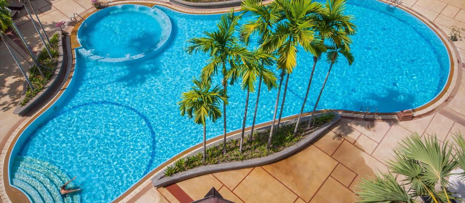 Hotel Borei Angkor Resort Kambodscha