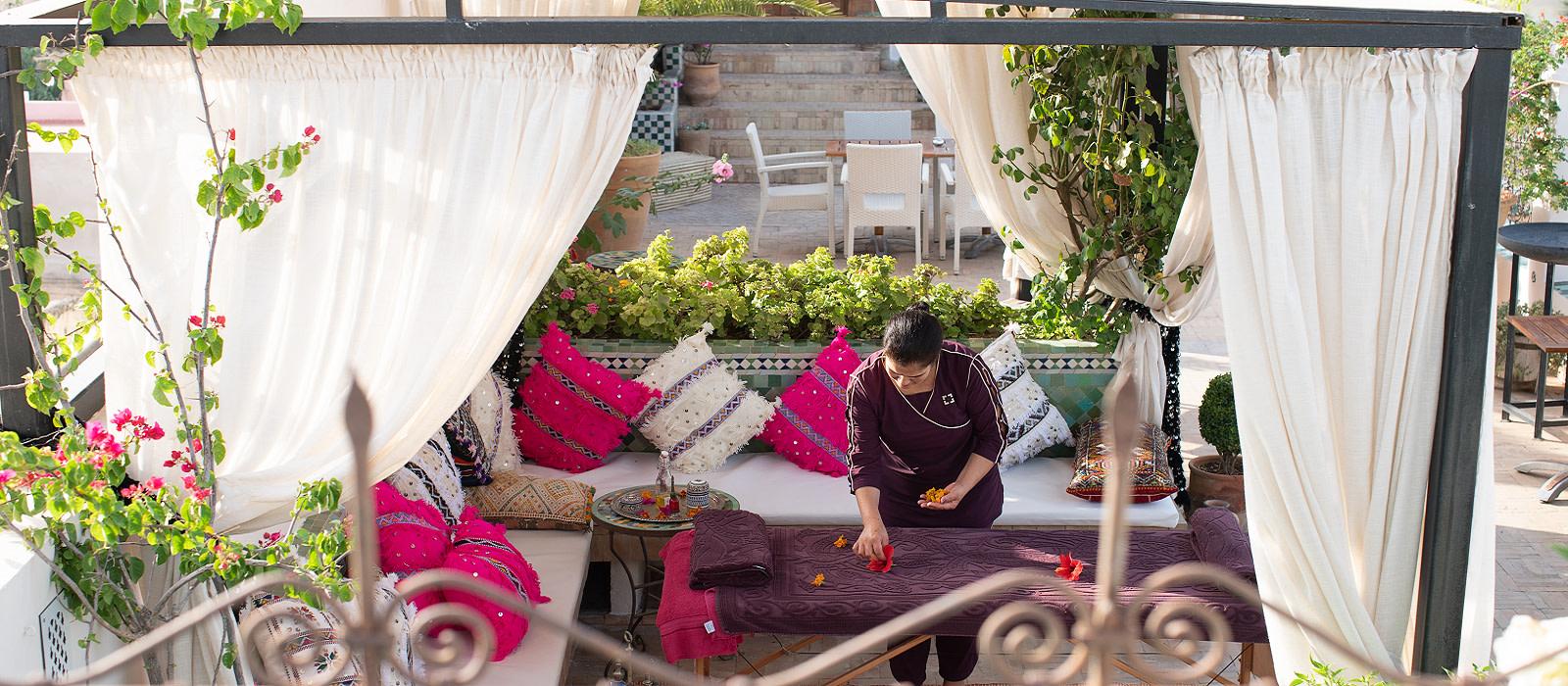 Hotel Palais Amani Marokko