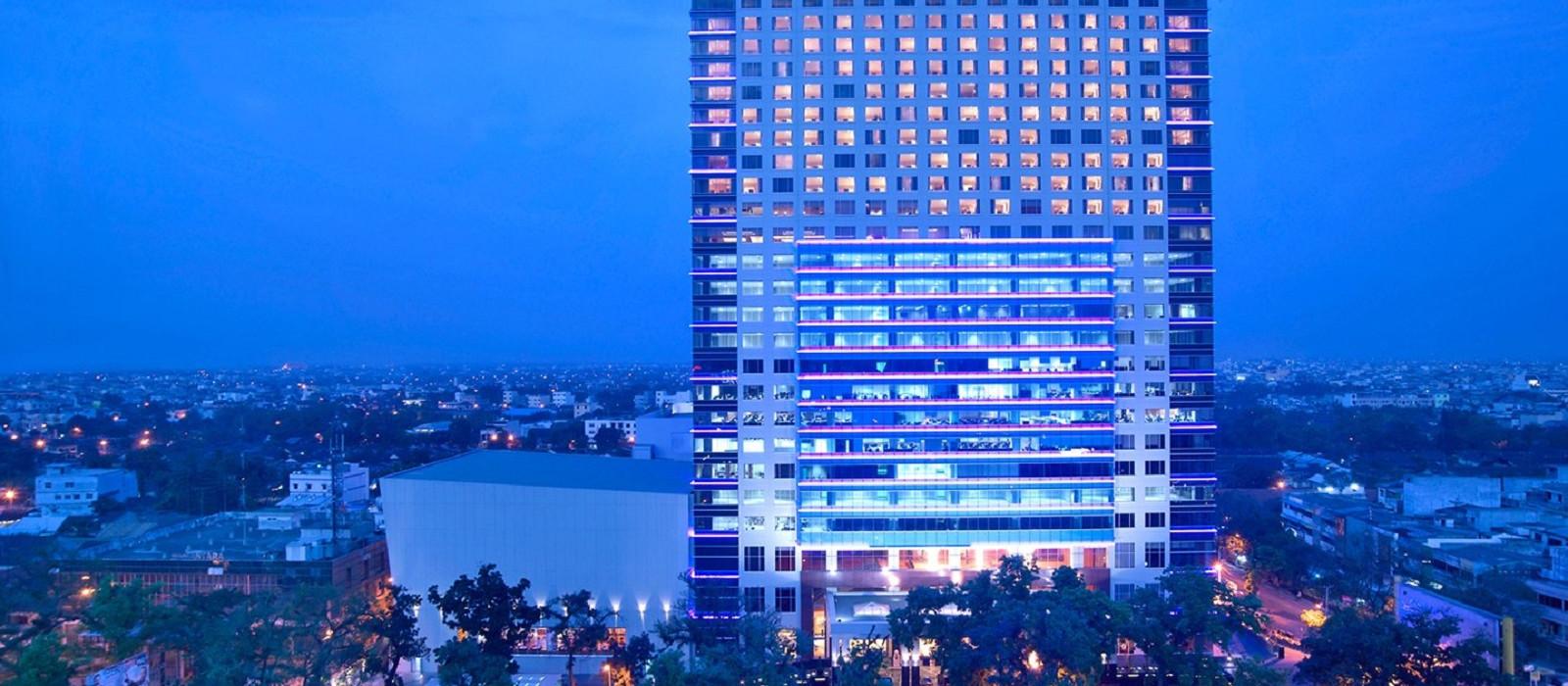 Hotel JW Marriott  Medan Indonesien