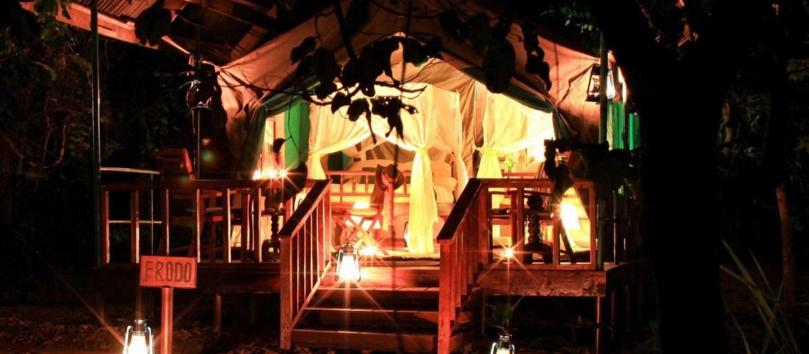 Hotel Mbali Mbali Gombe Lodge Tansania