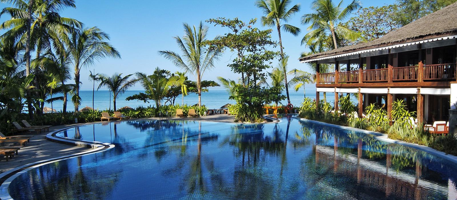 Hotel Sandoway Resort Myanmar