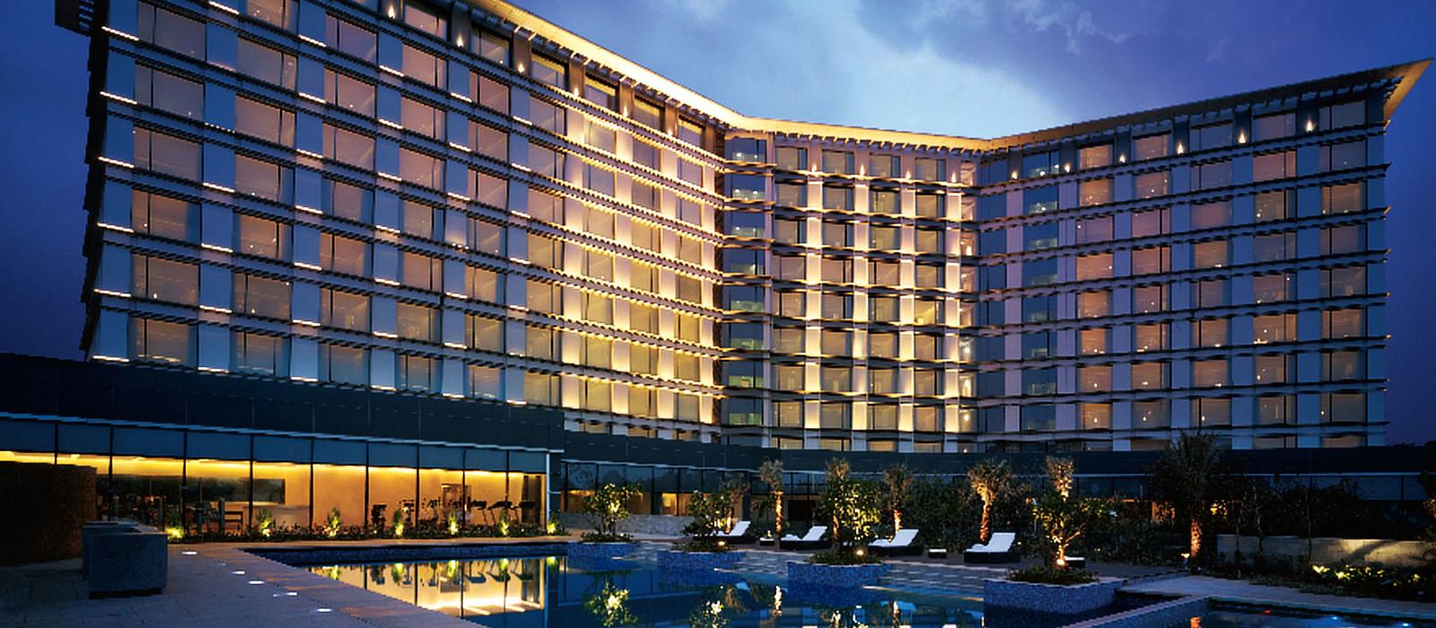 Hotel Taj Airport , Bangalore Südindien