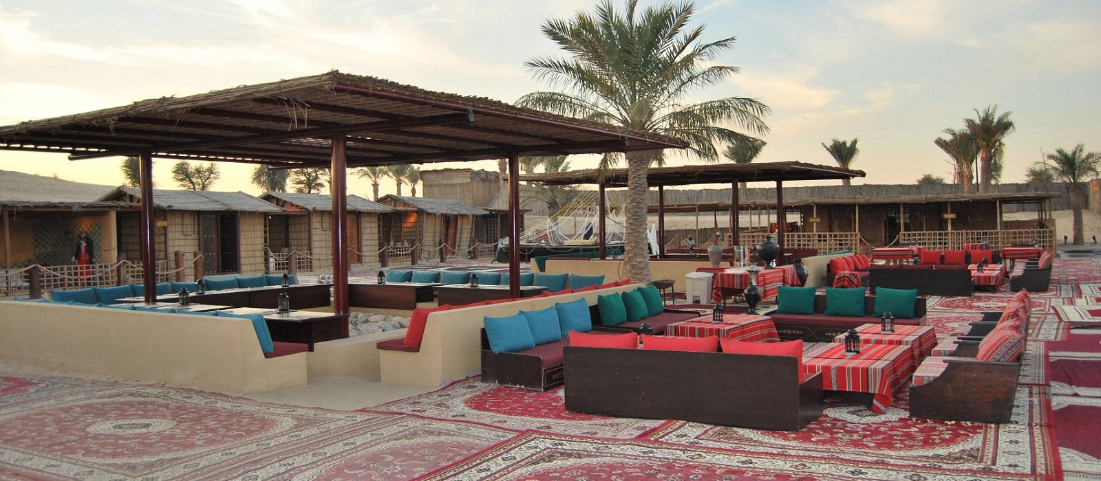 Bab Al Shams Desert Resort Spa Enchanting Travels