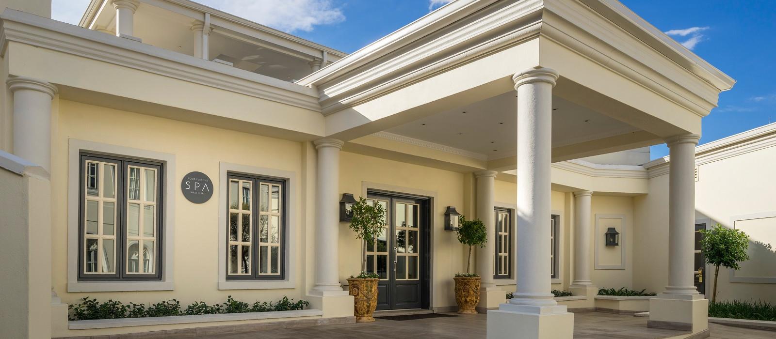 Hotel Four Seasons  The Westcliff Südafrika