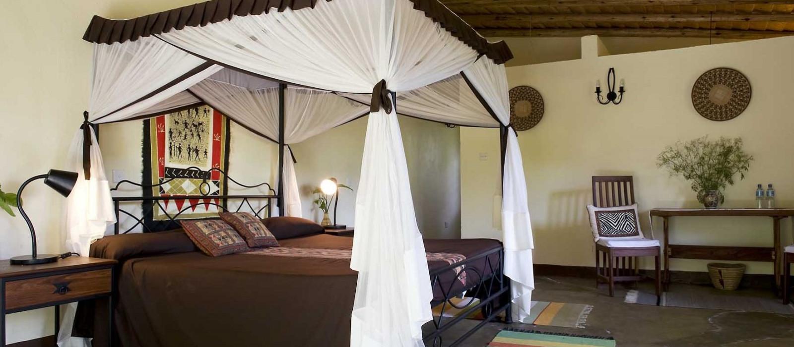 Hotel Olasiti Lodge Tansania