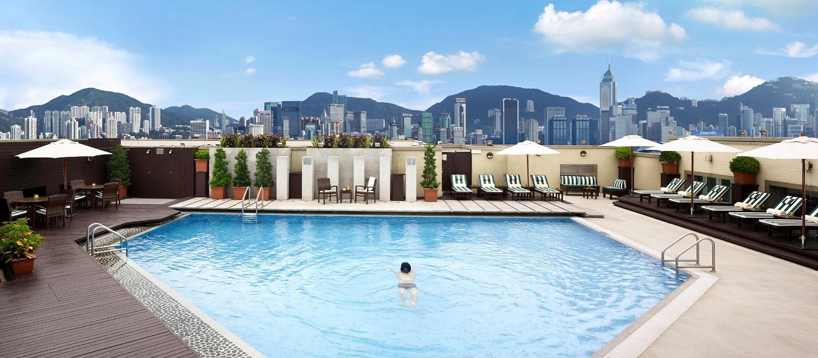 Hotel Intercontinental Grand Stanford Hong Kong China