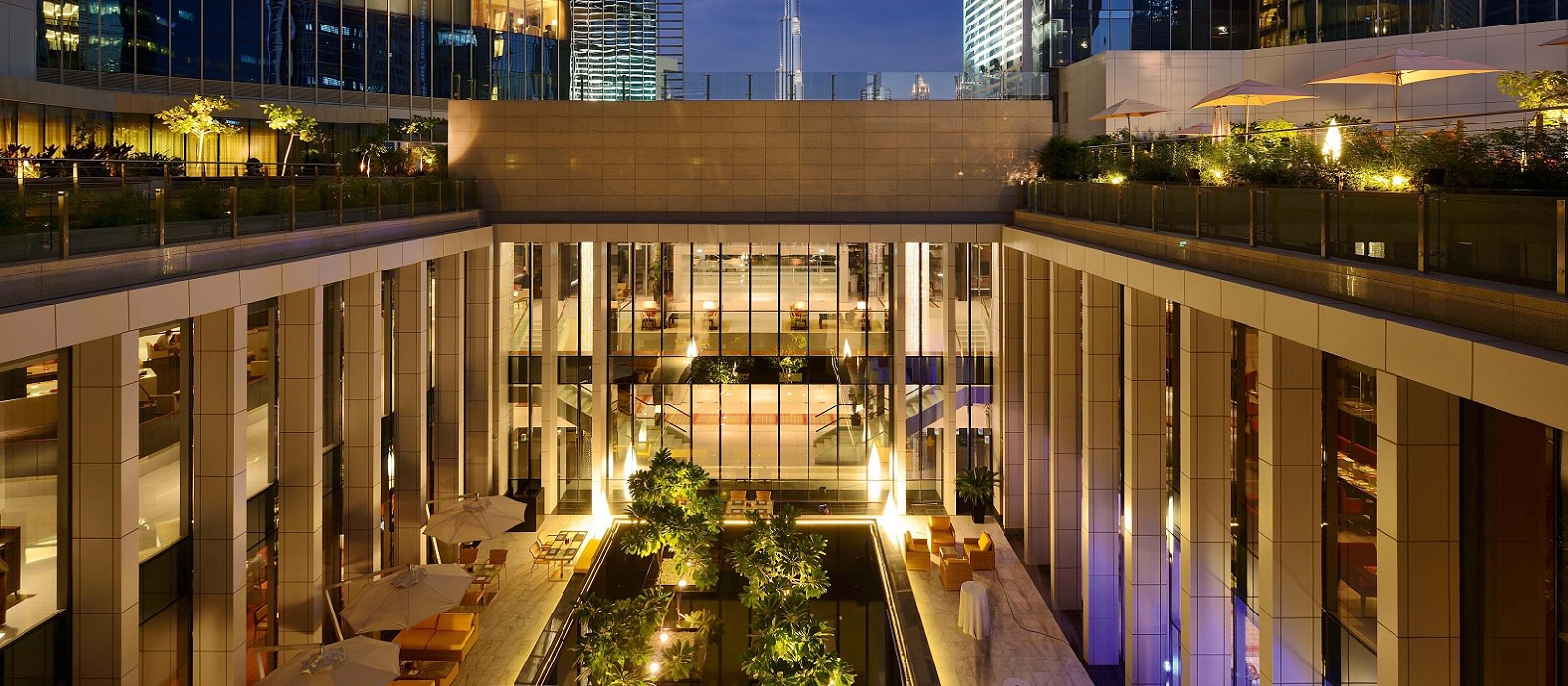 Hotel The Oberoi, Dubai Oman