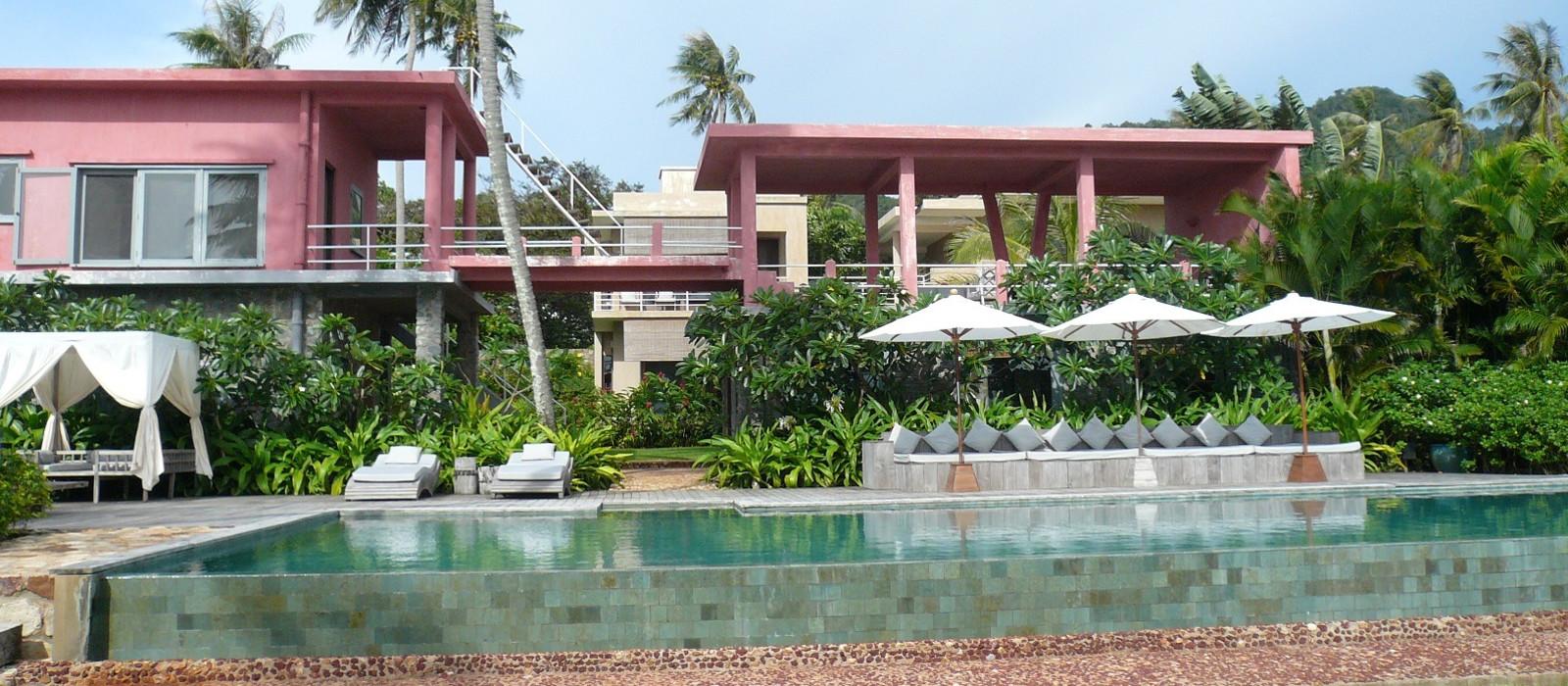 Hotel Knai Bang Chatt Kambodscha