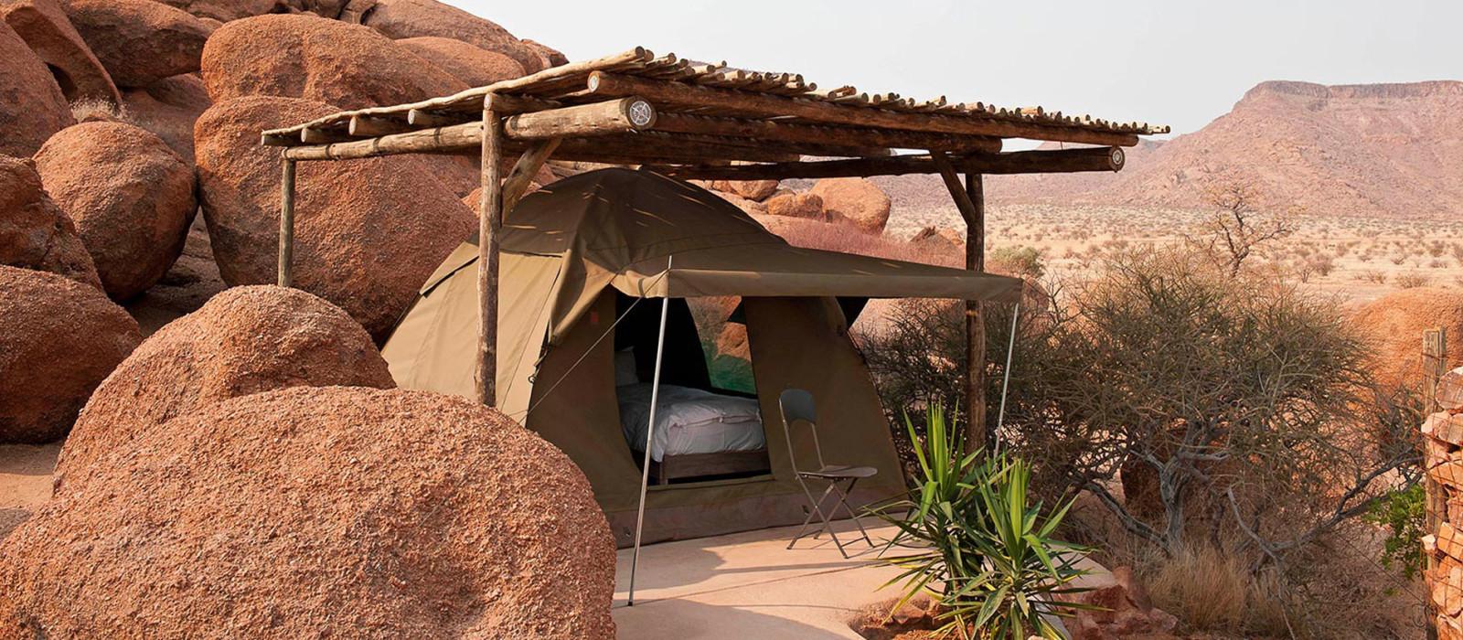 Hotel Camp Kipwe Namibia