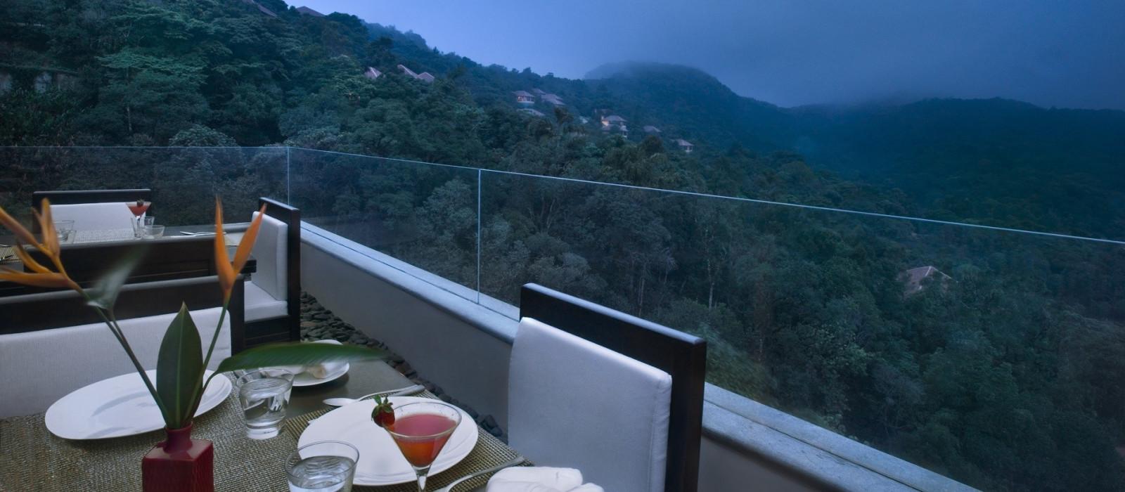Hotel Taj Madikeri Resort & Spa, Coorg Südindien