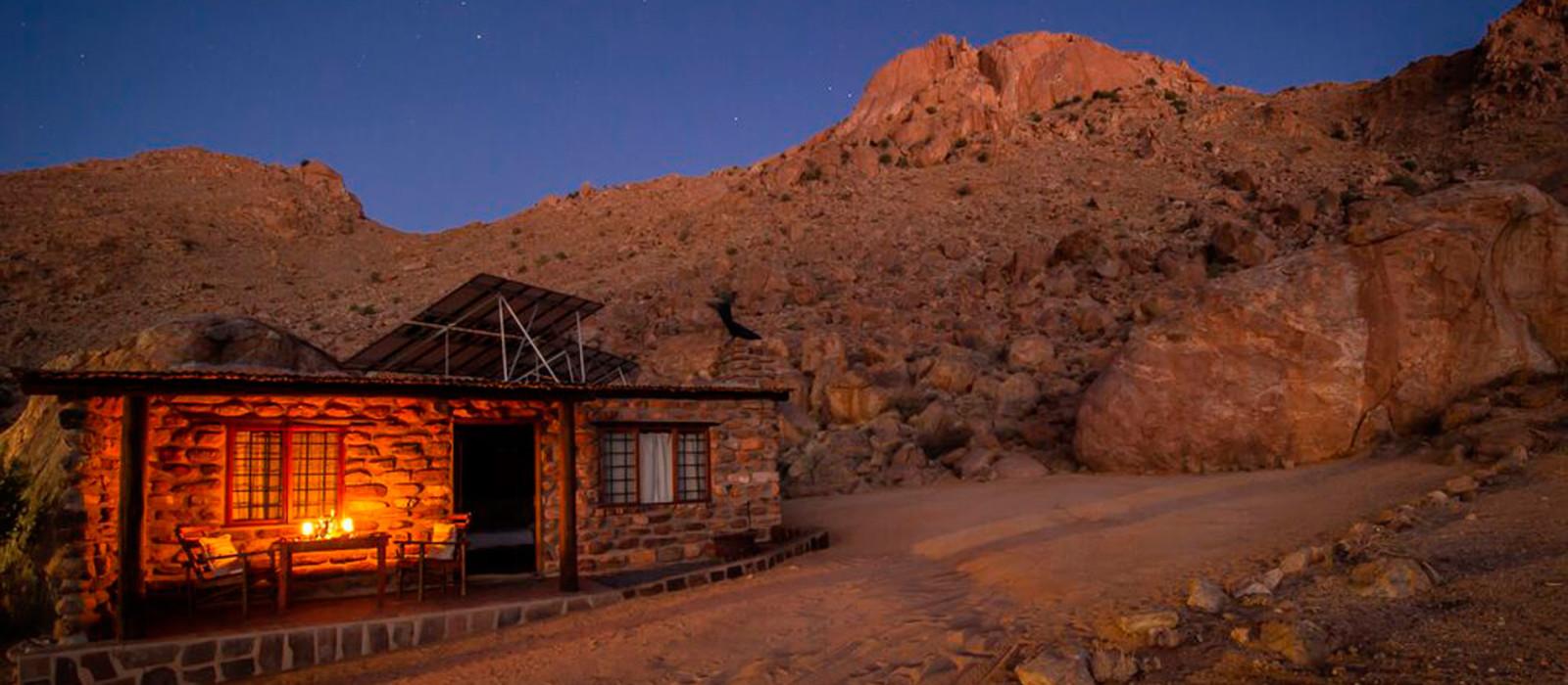 Hotel Klein Aus Vista Eagle's Nest Namibia