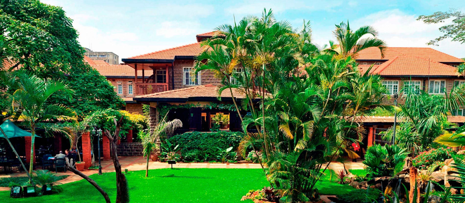 Hotel Fairview  Kenia