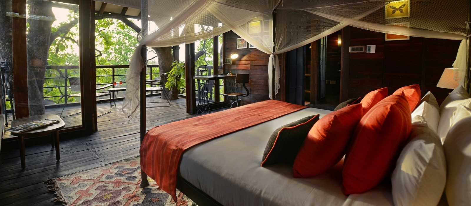 Hotel Pench Tree Lodge Zentral- & Westindien