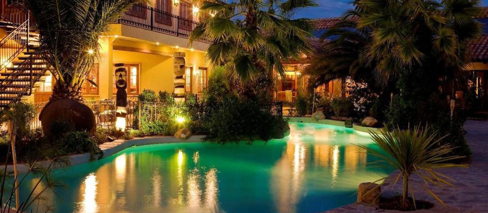 Hotel  Santa Cruz Chile