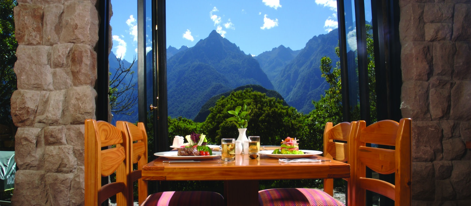 Hotel Belmond Sanctuary Lodge Peru