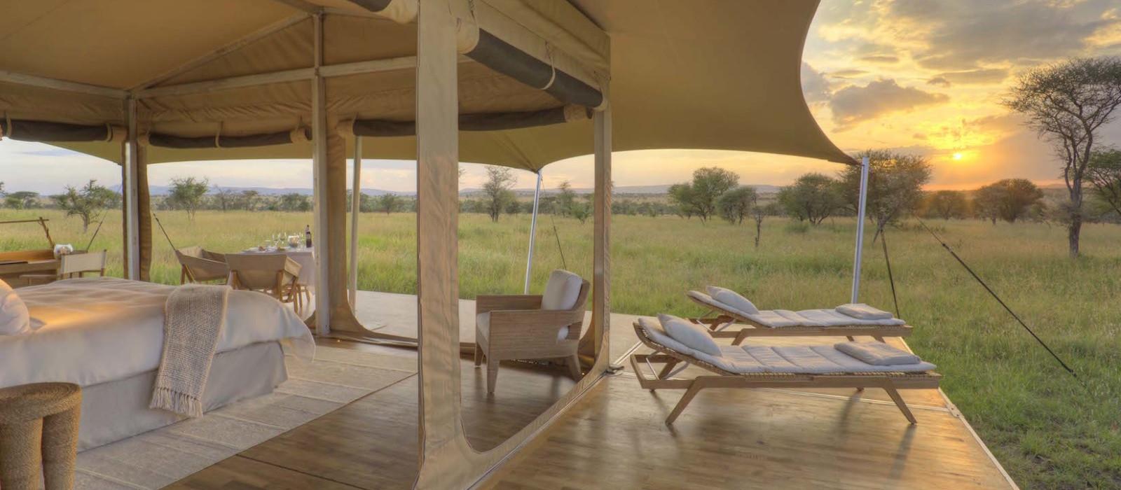 Hotel Mara Bushtops Kenia