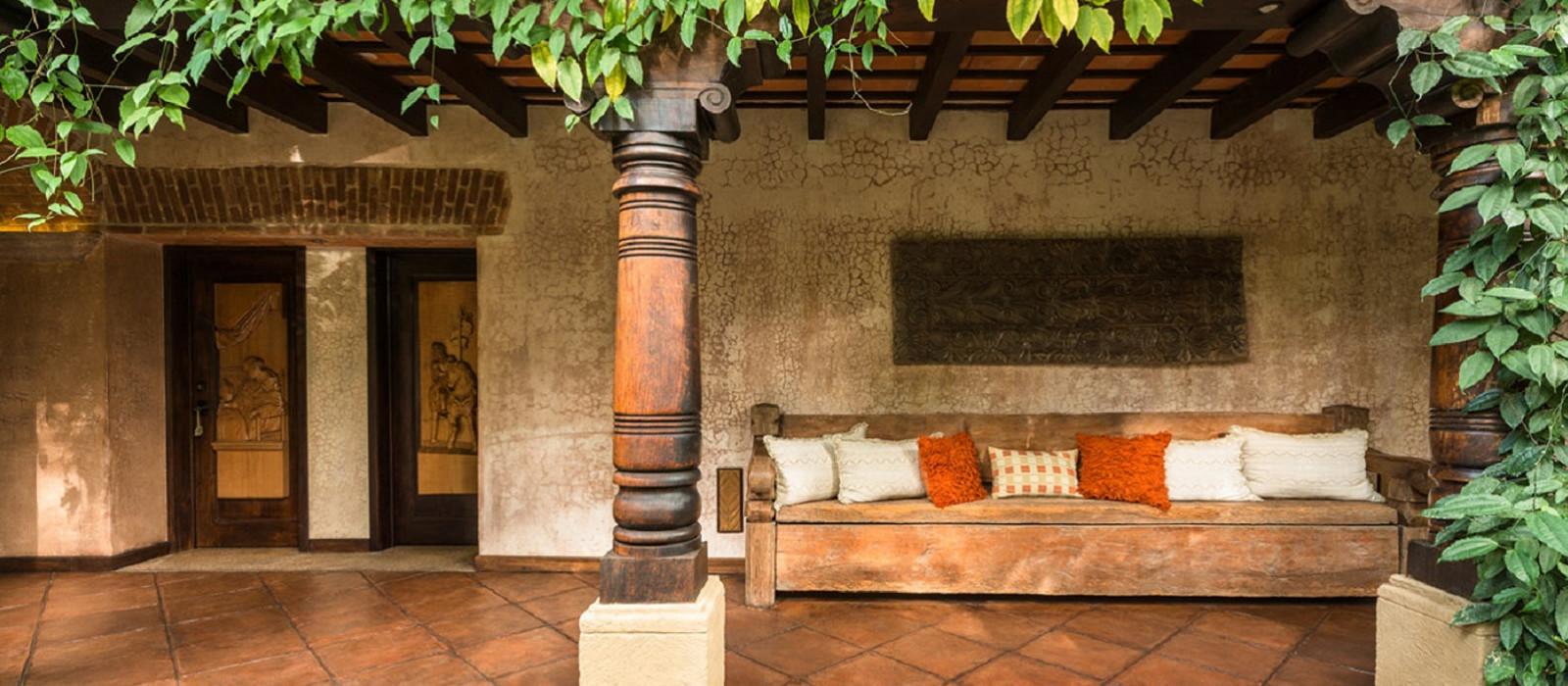 Hotel El Convento Boutique  Guatemala