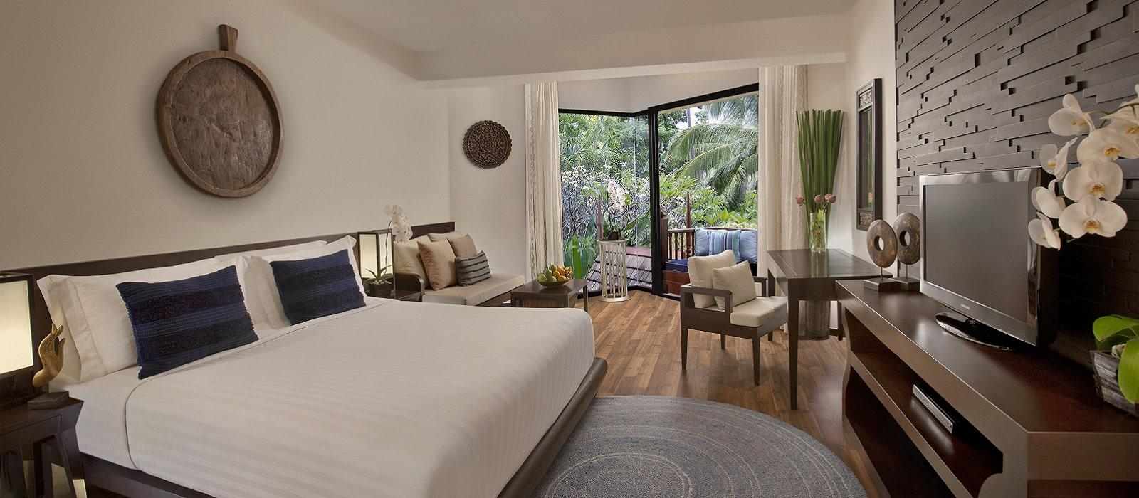 Hotel Anantara Bophut Koh Samui Resort Thailand
