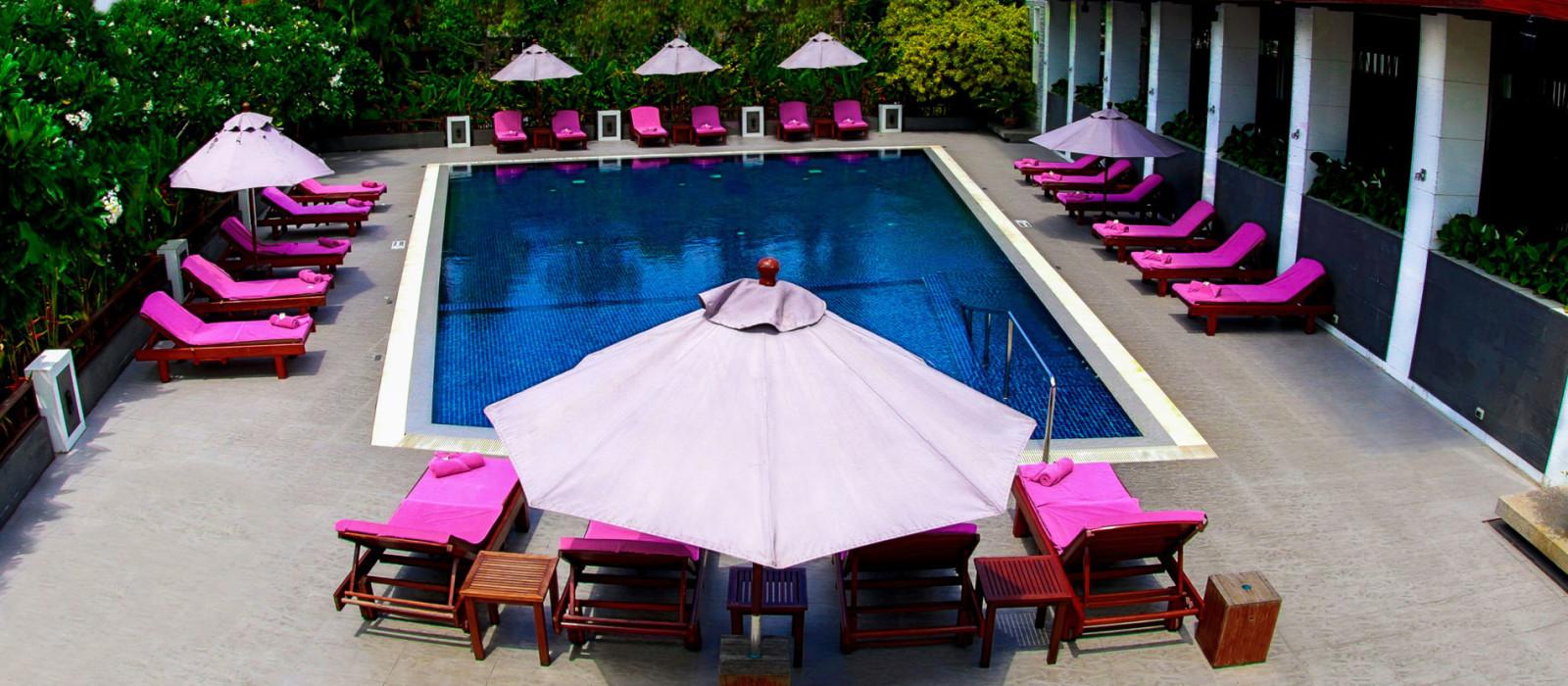 Hotel Amaranth Aiport  Thailand