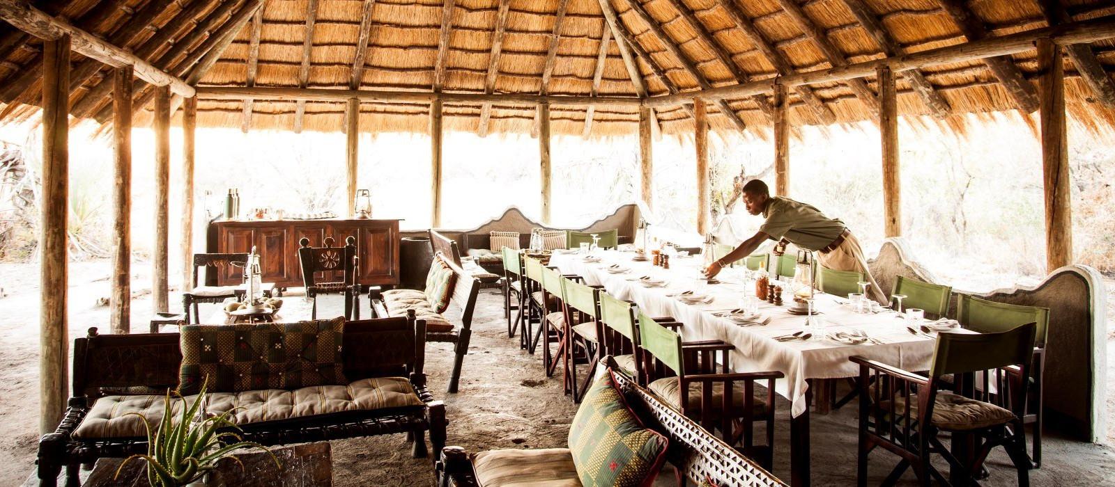 Hotel Camp Kalahari Botswana