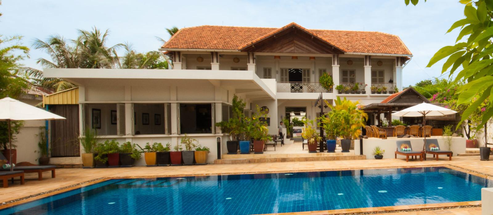 Hotel Bambu  Kambodscha