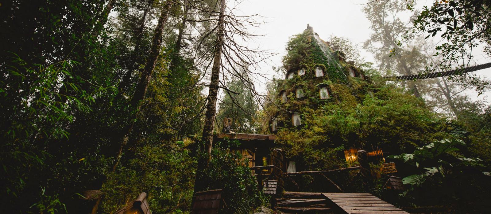 Hotel Montaña Mágica Chile