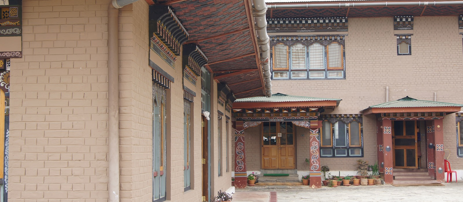 Hotel Punatsangchu Resort Bhutan