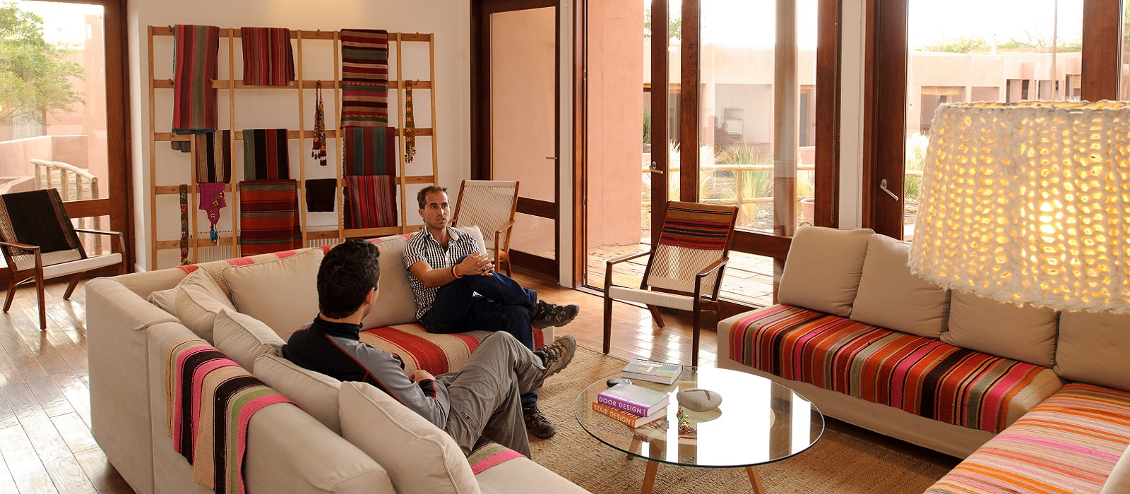 Hotel Noi Casa Atacama Chile