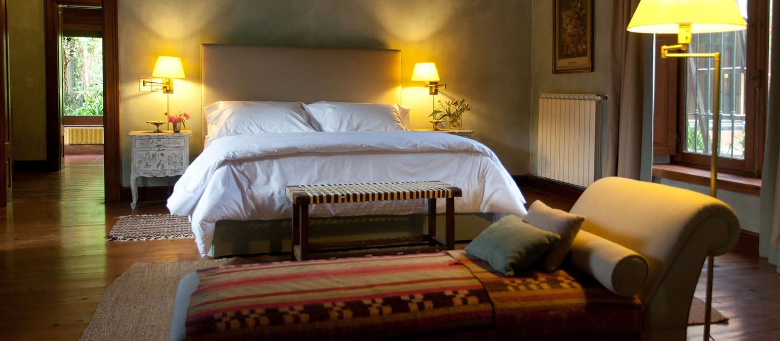 Hotel Estancia La Bandada Argentinien