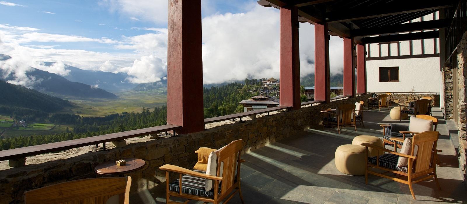 Hotel Gangtey Lodge Bhutan
